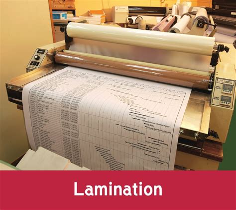 lamination service from ultra supplies singapore ultra
