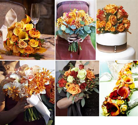 fall flowers for weddings memorable wedding fall wedding flower arrangements