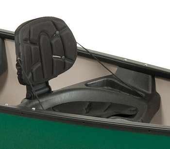 coleman canoe seat back town canoe saranac seat back kit