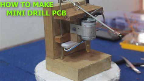 Bor Kecil Untuk Pcb cara membuat bor mini untuk pcb diy