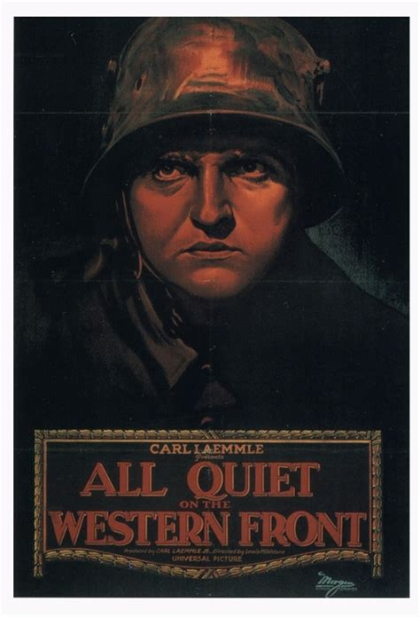 all on the western front 1930 poster for all on the western front 1930