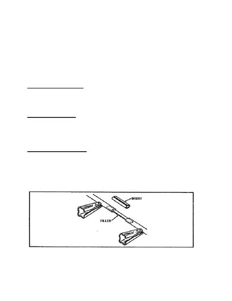 Figure 2 17 Trailing Edge Repair Between Ribs