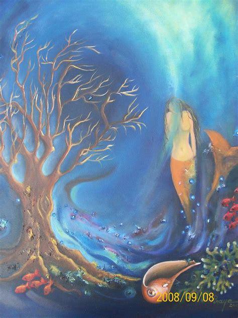 painting kizi deniz kizi 2 by piraye yutek deniz kizi 2 painting