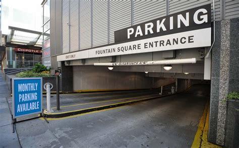 Parking Garage parking 3cdc