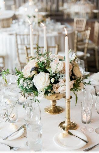 Flower Settings For Weddings by Best 25 Table Settings Ideas Only On
