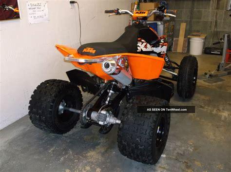 2008 Ktm 525xc 2008 Ktm 525 Xc