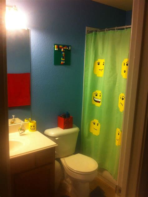 lego bathroom decor pinterest