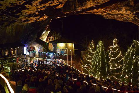 christmas carol concert in a cave peak cavern castleton