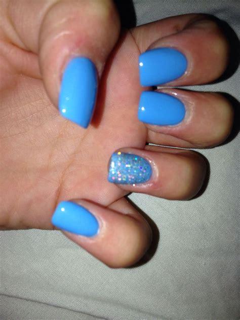 Blue Nail Ideas