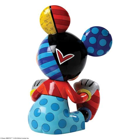 Mickey Set mickey minnie mouse set figurine disney by britto