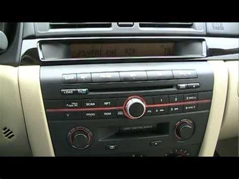2008 mazda3 cassette player, 6 cd changer, alloy wheels