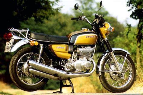 1972 Suzuki Gt550 Suzuki Gt550 Model History
