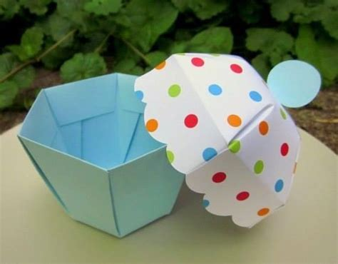 Handmade Boxes Templates - handmade gift box templates creative crafts for inspiration