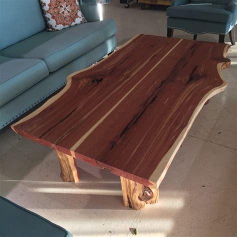 Dining Room Consoles Buffets custom live edge cedar coffee table horizon home furniture