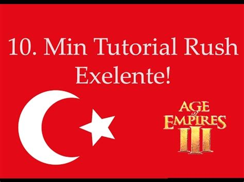 rush otomano age of empires 3 hd age of empires 3 rush otomano vs pc experto youtube