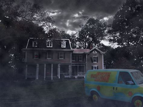 spooky house this photoshop contest is now closed 18 creatives
