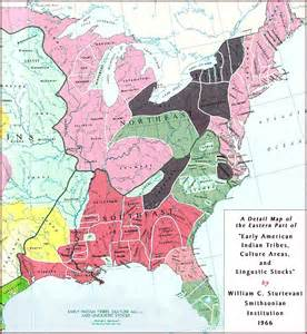 Map Of Native American Tribes In The United States by Pin Map Of Indian Tribes Of The Us On Pinterest