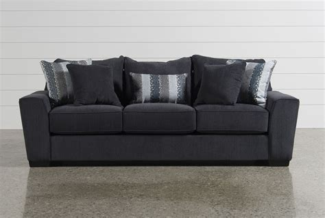living spaces sectional couches parker sofa living spaces