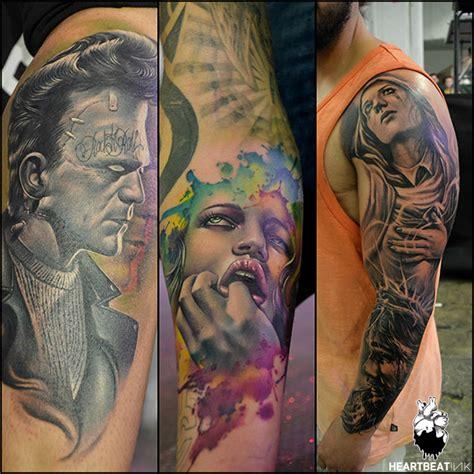 tattoo parlour barcelona barcelona tattoo expo 2016 heartbeatink tattoo magazine