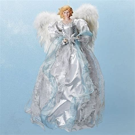 purple angel tree topper tree toppers of bethlehem tree topper 22 quot h ebay
