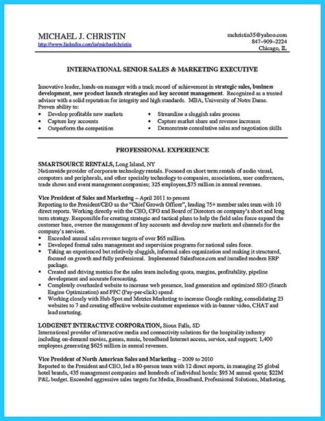 Functional Resume Sles Exles Writing A Clear Auto Sales Resume