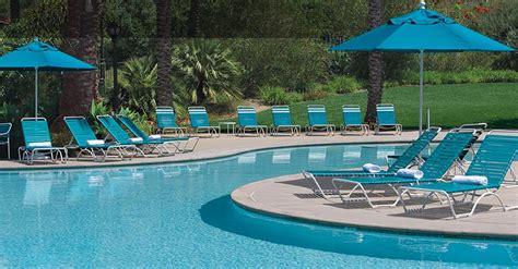 poolside recliner modern outdoor pool furniture tropitone