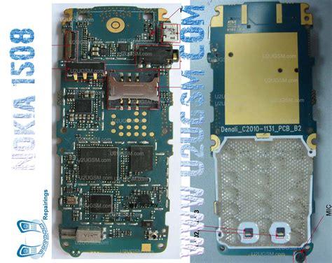 Nokia 1100 model circuit diagram ccuart Images