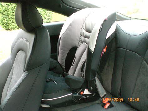 Audi Kindersitz by Kindersitz Rueckbank Macht Es Ohne Gummi Oder Warum