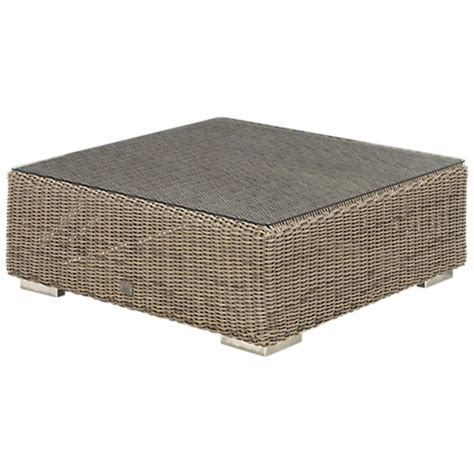 buy 4 seasons outdoor kingston square coffee table