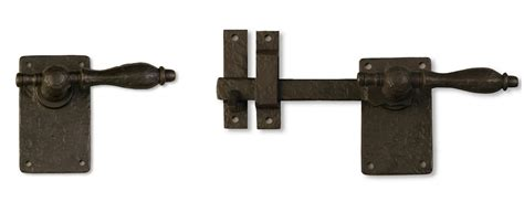 All About Gate Latches Types Of Gate Latches Thumb Spring Hinges For Exterior Doors