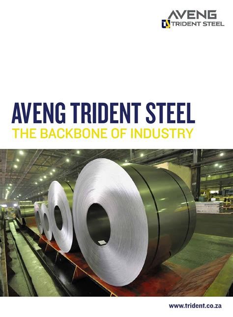 trident steel aveng trident steel africa manufacturing mar14 bro by