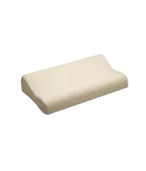 Buy Cervical Pillow by Buy Jsb Bs07 Contoured Cervical Pillow For Neck
