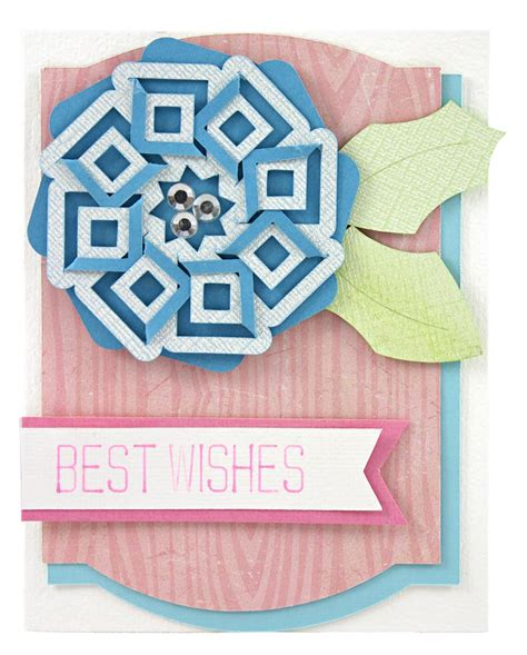 Cut And Fold Paper Crafts - cut and fold medallions cutting collection pazzles craft