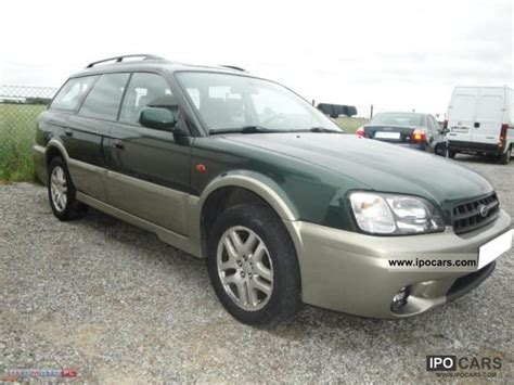 how it works cars 2001 subaru outback electronic toll collection 2001 subaru outback 2 5 automatic tanio car photo and specs