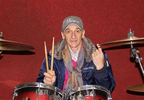 batteristi vasco max gordiani gm drum school