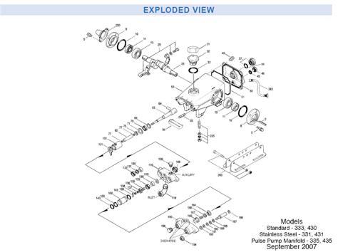 cat pumps parts diagrams cat 430 8 702 423 0 pressure washer ets