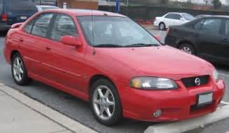 Nissan Sentra Se R 2002 File 2002 2003 Nissan Sentra Se R Jpg