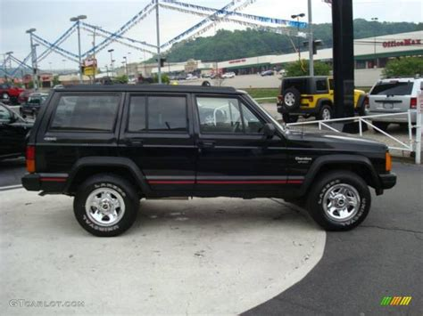 1996 black jeep sport 4wd 11174538 photo 5 gtcarlot car color galleries