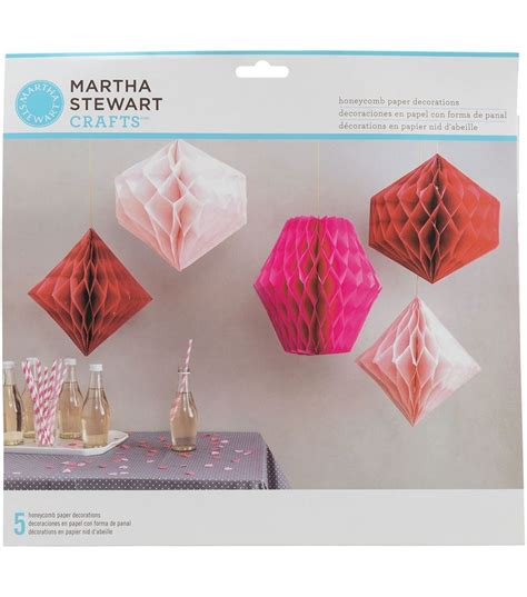 Martha Stewart Craft Paper - best 25 honeycomb paper ideas on ornament