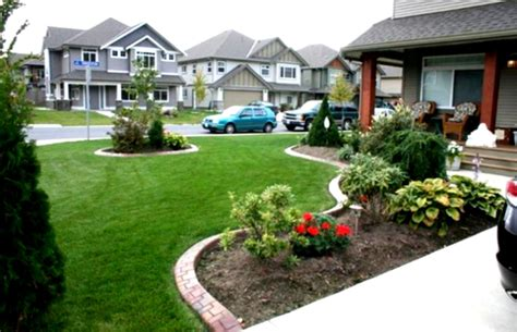 home and yard design landscaping ideas with low maintenance the garden