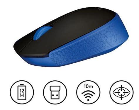 Mouse Pad Dengan Bantalan Gel logitech wireless mouse m171 blue jakartanotebook