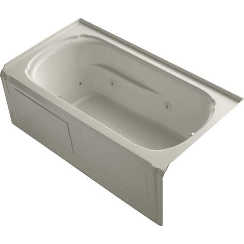 kohler bathtubs kohler bathtubs 28 images kohler k 1800 soaking bathtub build com shop kohler