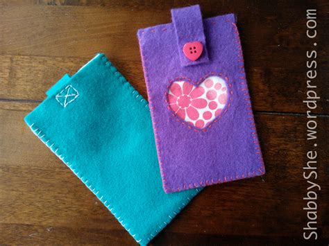 how to make a mobile cover with cloth appliqu 233 phone cases shabbyshe