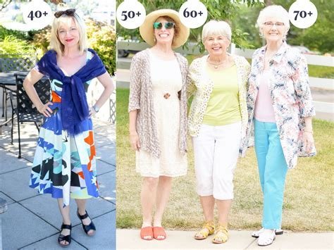 clothing for over 70 women away style for the summertime for women over 70
