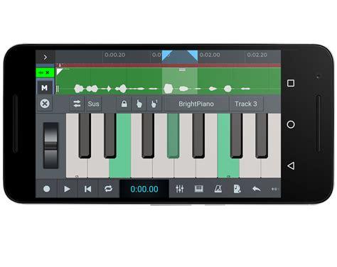 recording studio app for android descargar n track studio para android