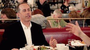 gif cuisine shocked jerry seinfeld gif find on giphy