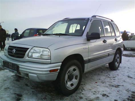 Suzuki Grand Vitara Problems Complaints Suzuki Vitara 2001 Car Interior Design