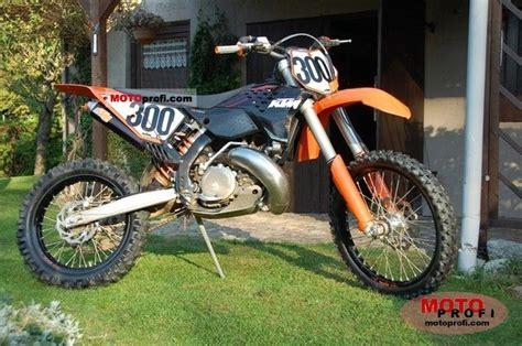 2009 Ktm 300 Exc Specs Ktm 300 Exc 2009 Specs And Photos