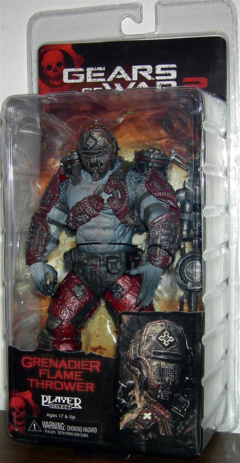 Gear Of War 2 Grenadier Thrower grenadier thrower