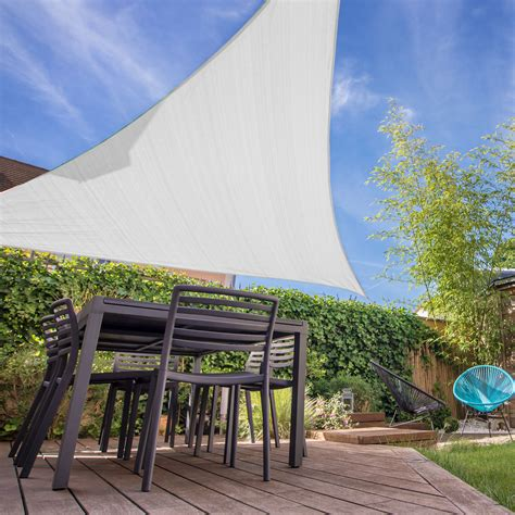 Block Sun On Patio by Sun Shade Sail Uv Block Fabric Canopy For Outdoor Patio